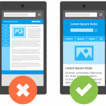 All of our web designs are mobile-friendly