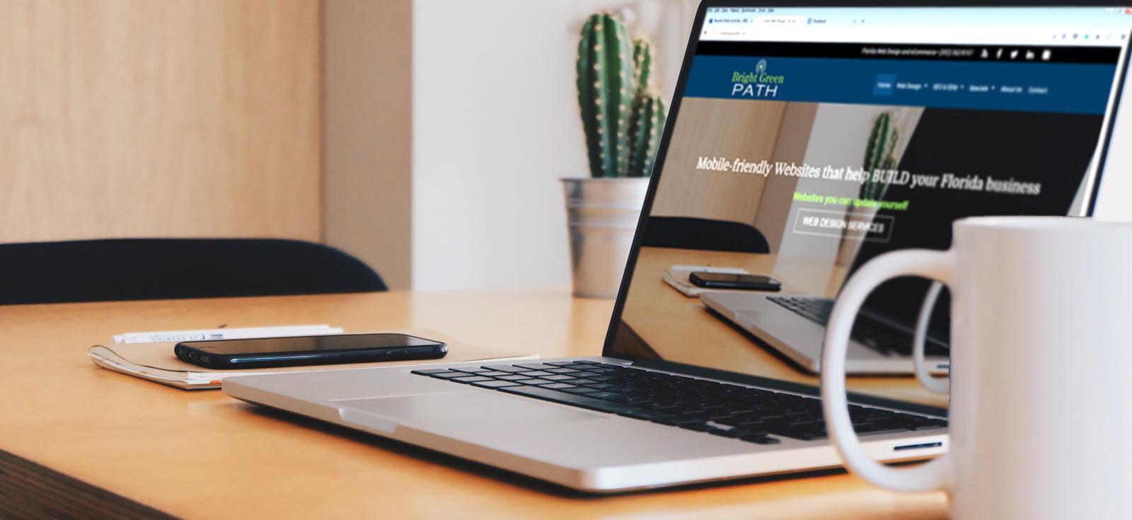 Mobile-friendly Web Design & Development - Internet Marketing - SEO - eCommerce Websites - Ocala, Florida
