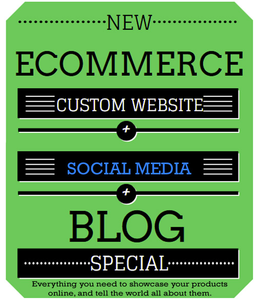 eCommerce Website Package Special