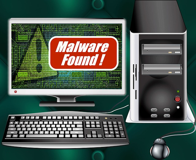 Two of the most common types of malware are viruses and worms.