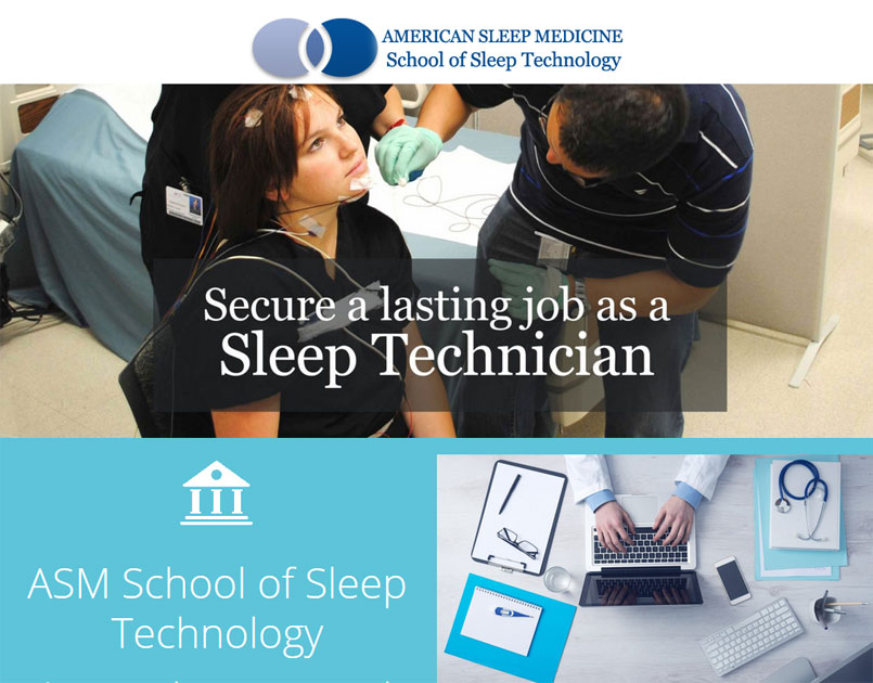 ASM School of Sleep Technology