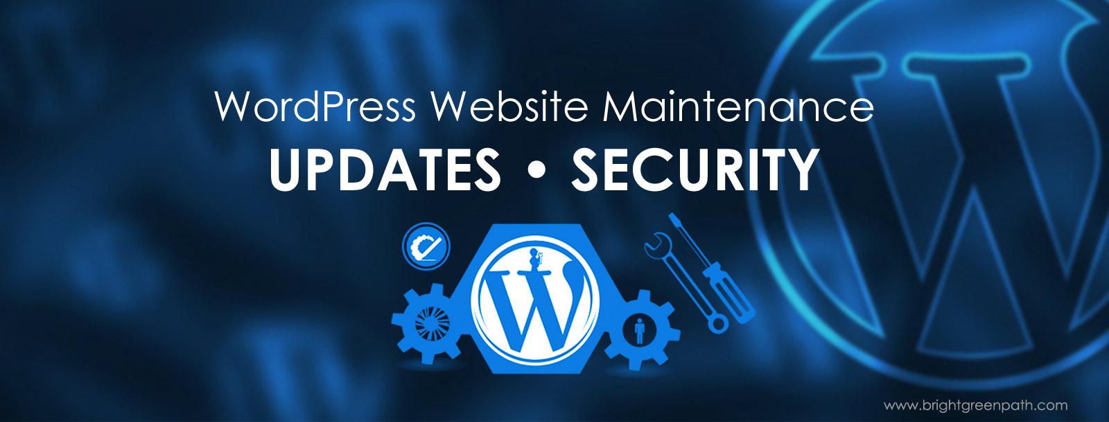 Florida WordPress Website Maintenance Services