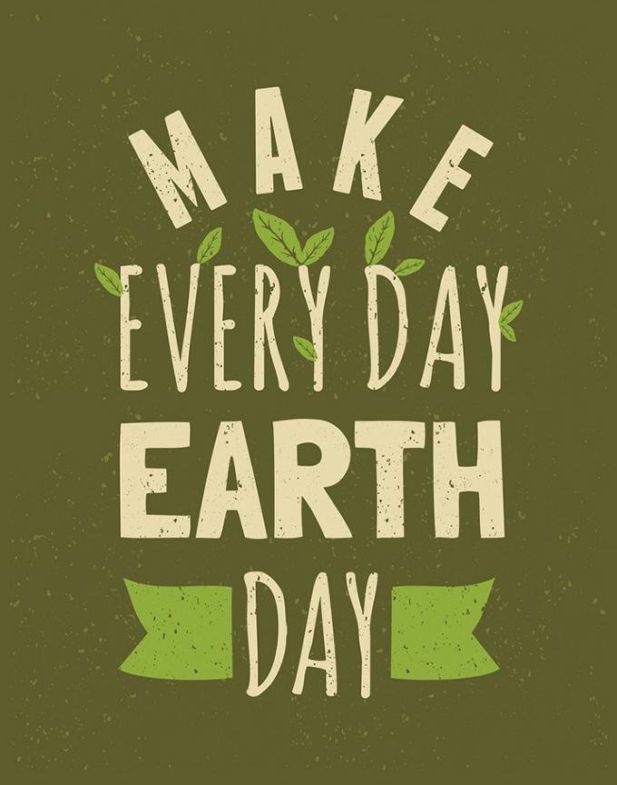 Happy Earth Week 2017!