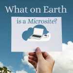 What on EARTH is a Microsite?