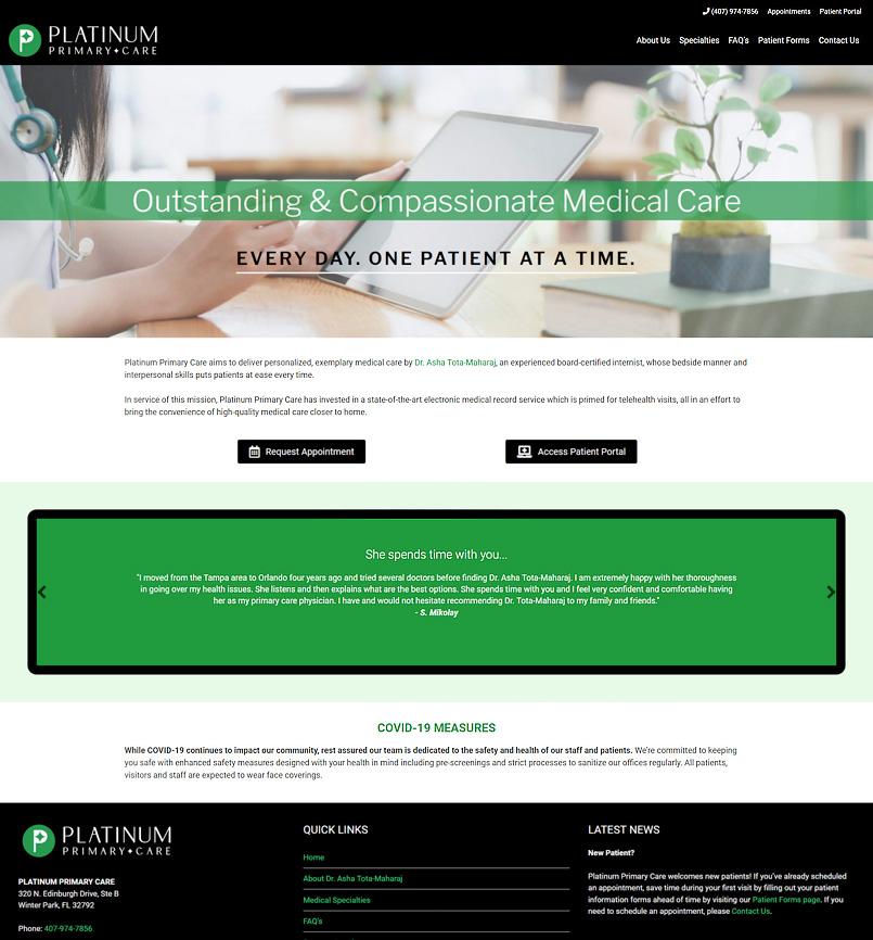 Platinum Primary Care, Winter Park, FL